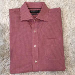 Men's Ralph Lauren Dress Shirt 16 1/2. 34/35